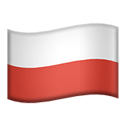 Flag Of Poland Emoji