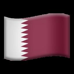 Flag Of Qatar Emoji