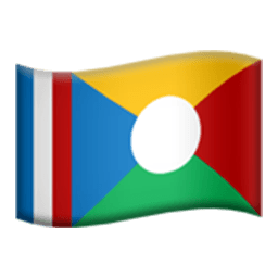 Flag Of Réunion Emoji