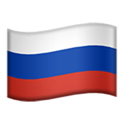 Flag Of Russia Emoji