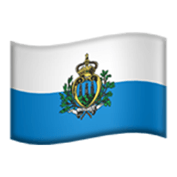 Flag Of San Marino Emoji