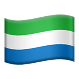 Flag Of Sierra Leone Emoji