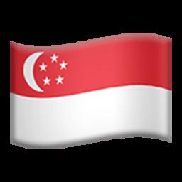 Flag Of Singapore Emoji