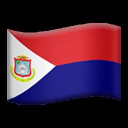 Flag Of Sint Maarten Emoji