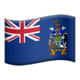 Flag Of South Georgia Emoji