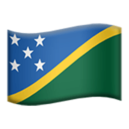 Flag Of The Solomon Islands Emoji
