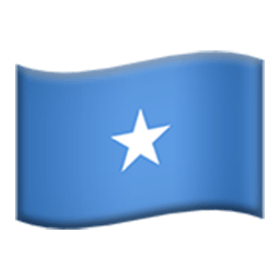 Flag Of Somalia Emoji