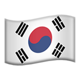 Flag Of South Korea Emoji