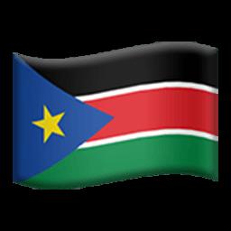 Flag Of South Sudan Emoji