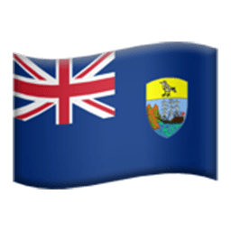 Flag Of Saint Helena Emoji