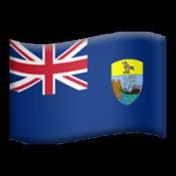 Flag Of Saint Helena Emoji