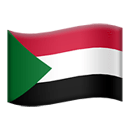 Flag Of Sudan Emoji