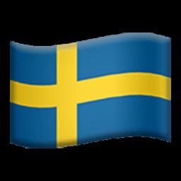Flag Of Sweden Emoji