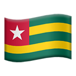 Flag Of Togo Emoji