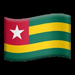 Flag Of Togo Emoji