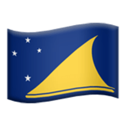 Flag Of Tokelau Emoji