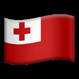 Flag Of Tonga Emoji