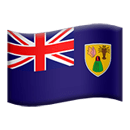 Flag Of Turks And Caicos Islands Emoji