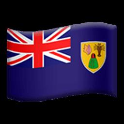 Flag Of Turks And Caicos Islands Emoji