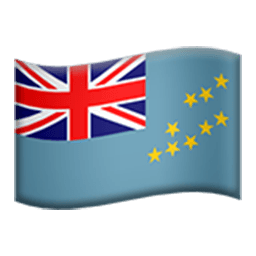 Flag Of Tuvalu Emoji