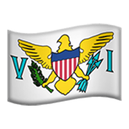 Flag Of U.S. Virgin Islands Emoji