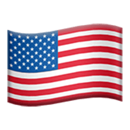 Flag Of United States Emoji