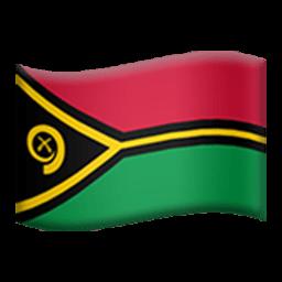 Flag Of Vanuatu Emoji