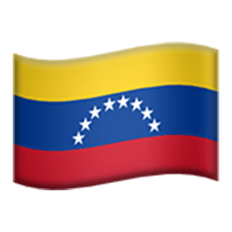 Flag Of Venezuela Emoji