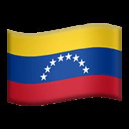 Flag Of Venezuela Emoji