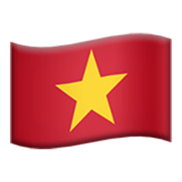 Flag Of Vietnam Emoji