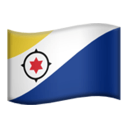 Flag Of Caribbean Netherlands Emoji