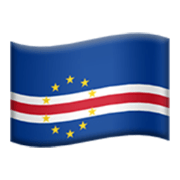 Flag Of Cape Verde Emoji