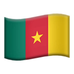Flag Of Cameroon Emoji