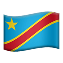 Flag Of The Democratic Republic Of The Congo Emoji