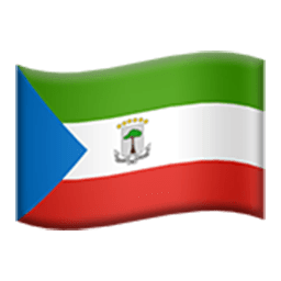 Flag Of Equatorial Guinea Emoji
