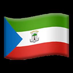Flag Of Equatorial Guinea Emoji