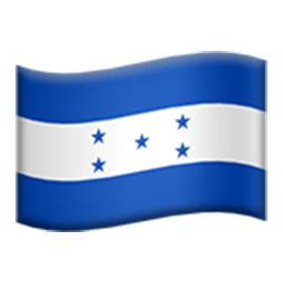 Flag Of Honduras Emoji