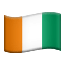 Flag Of Côte D'ivoire Emoji