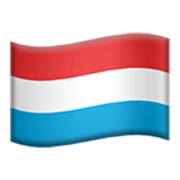 Flag Of Luxembourg Emoji