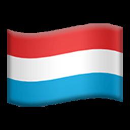 Flag Of Luxembourg Emoji