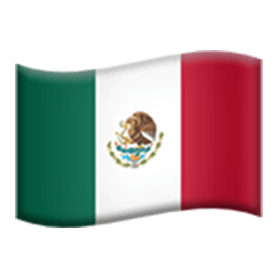 Flag Of Mexico Emoji