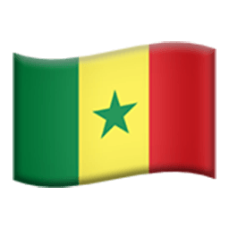 Flag Of Senegal Emoji
