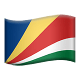 Flag Of The Seychelles Emoji