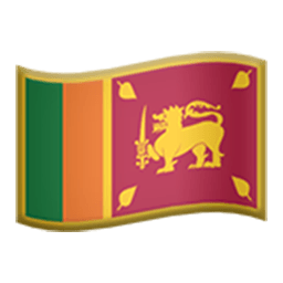 Flag Of Sri Lanka Emoji