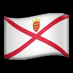 Flag Of Jersey Emoji