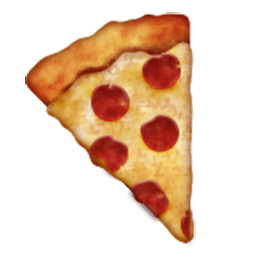 Slice Of Pizza Emoji