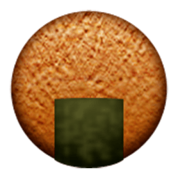 Rice Cracker Emoji