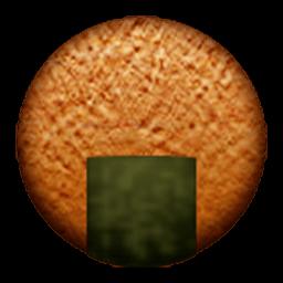 Rice Cracker Emoji