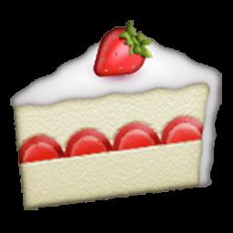 Shortcake Emoji