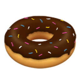 Doughnut Emoji